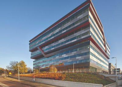 RABOBANK HQ, THE NETHERLANDS